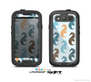 The Vector Colored Seashells V1 Skin For The Samsung Galaxy S3 LifeProof Case