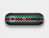 The Vector Green & Pink Aztec Pattern Skin Set for the Beats Pill Plus