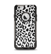 The Vector Leopard Animal Print Apple iPhone 6 Otterbox Commuter Case Skin Set
