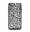 The Vector Leopard Animal Print Apple iPhone 6 Otterbox Symmetry Case Skin Set