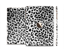 The Vector Leopard Animal Print Full Body Skin Set for the Apple iPad Mini 3