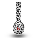 The Vector Leopard Animal Print Skin for the Beats by Dre Original Solo-Solo HD Headphones