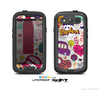 The Vector London England Sketchbook Skin For The Samsung Galaxy S3 LifeProof Case