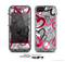 The Vector Love Hearts Collage Skin for the Apple iPhone 5c LifeProof Case