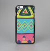 The Vector Sketched Yellow-Teal-Pink Aztec Pattern Skin-Sert Case for the Apple iPhone 6 Plus
