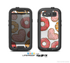 The Vectored Love Treats Skin For The Samsung Galaxy S3 LifeProof Case
