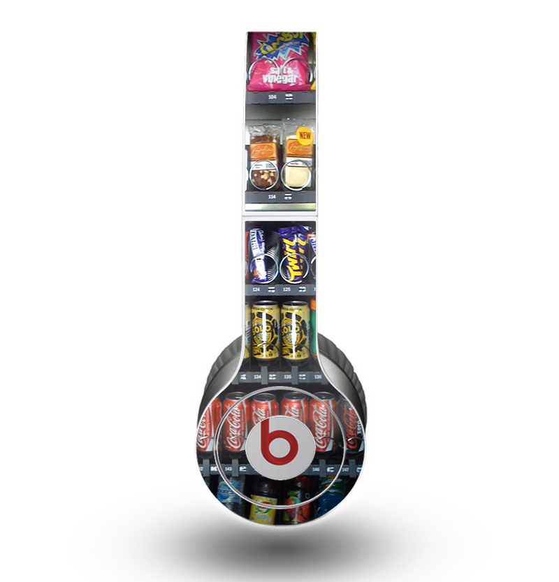 The Vending Machine Skin for the Beats by Dre Original Solo-Solo HD Headphones