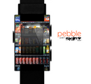 The Vending Machine Skin for the Pebble SmartWatch