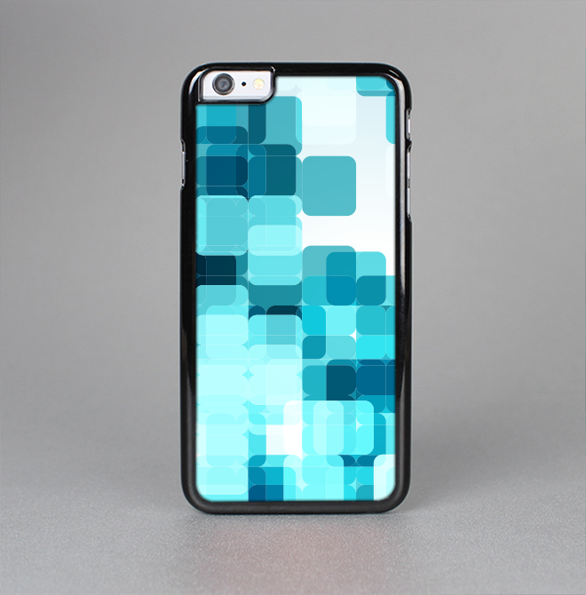 The Vibrant Blue HD Blocks Skin-Sert for the Apple iPhone 6 Skin-Sert Case