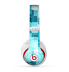 The Vibrant Blue HD Blocks Skin for the Beats by Dre Studio (2013+ Version) Headphones