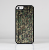 The Vibrant Brick Camouflage Wall Skin-Sert for the Apple iPhone 5c Skin-Sert Case