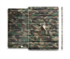 The Vibrant Brick Camouflage Wall Skin Set for the Apple iPad Pro