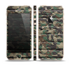 The Vibrant Brick Camouflage Wall Skin Set for the Apple iPhone 5s