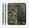 The Vibrant Brick Camouflage Wall Skin for the Apple iPhone 6