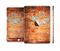 The Vibrant Brick Wall Full Body Skin Set for the Apple iPad Mini 3