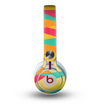 The Vibrant Bright Colored Connect Pattern Skin for the Beats by Dre Mixr Headphones