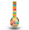 The Vibrant Bright Colored Connect Pattern Skin for the Beats by Dre Original Solo-Solo HD Headphones