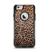 The Vibrant Cheetah Animal Print V3 Apple iPhone 6 Otterbox Commuter Case Skin Set