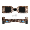 The Vibrant Cheetah Animal Print V3 Full-Body Skin Set for the Smart Drifting SuperCharged iiRov HoverBoard