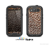 The Vibrant Cheetah Animal Print V3 Skin For The Samsung Galaxy S3 LifeProof Case