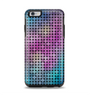 The Vibrant Colored Abstract Cells Apple iPhone 6 Plus Otterbox Symmetry Case Skin Set