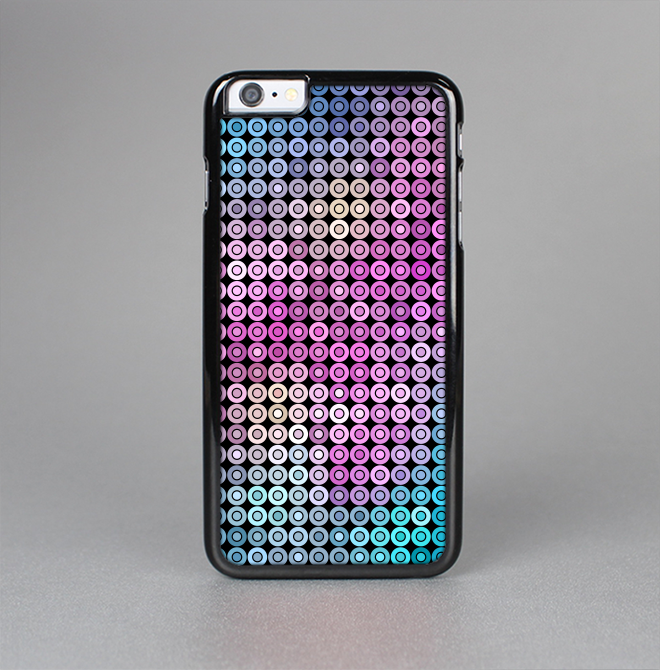 The Vibrant Colored Abstract Cells Skin-Sert for the Apple iPhone 6 Skin-Sert Case