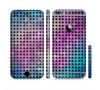 The Vibrant Colored Abstract Cells Sectioned Skin Series for the Apple iPhone 6