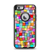The Vibrant Colored Abstract Cubes Apple iPhone 6 Otterbox Defender Case Skin Set
