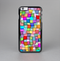 The Vibrant Colored Abstract Cubes Skin-Sert Case for the Apple iPhone 6 Plus
