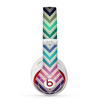 The Vibrant Colored Chevron Layered V4 Skin for the Beats by Dre Studio (2013+ Version) Headphones