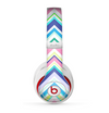The Vibrant Colored Chevron Pattern V3 Skin for the Beats by Dre Studio (2013+ Version) Headphones