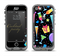 The Vibrant Colored Cocktail Party Apple iPhone 5c LifeProof Nuud Case Skin Set