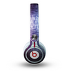 The Vibrant Colored Lined Surface Skin for the Beats by Dre Mixr Headphones