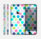 The Vibrant Colored Polka Dot V1 Skin for the Apple iPhone 6