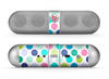 The Vibrant Colored Polka Dot V1 Skin for the Beats by Dre Pill Bluetooth Speaker