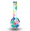 The Vibrant Colored Polka Dot V2 Skin for the Beats by Dre Original Solo-Solo HD Headphones