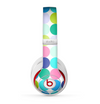 The Vibrant Colored Polka Dot V2 Skin for the Beats by Dre Studio (2013+ Version) Headphones