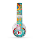 The Vibrant Colored Sprouting Shapes Skin for the Beats by Dre Studio (2013+ Version) Headphones
