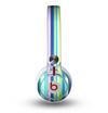 The Vibrant Colored Stripes Pattern V3 Skin for the Beats by Dre Mixr Headphones