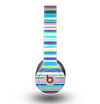 The Vibrant Colored Stripes Pattern V3 Skin for the Beats by Dre Original Solo-Solo HD Headphones