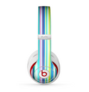 The Vibrant Colored Stripes Pattern V3 Skin for the Beats by Dre Studio (2013+ Version) Headphones