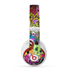 The Vibrant Colored Vector Graffiti Skin for the Beats by Dre Studio (2013+ Version) Headphones