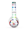 The Vibrant Fun Colored Pattern Hoops Inverted Polka Dot Skin for the Beats by Dre Studio (2013+ Version) Headphones