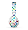 The Vibrant Fun Colored Pattern Hoops Skin for the Beats by Dre Studio (2013+ Version) Headphones