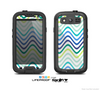 The Vibrant Fun Colored Pattern Swirls Skin For The Samsung Galaxy S3 LifeProof Case