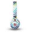 The Vibrant Fun Colored Pattern Swirls Skin for the Beats by Dre Mixr Headphones