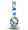The Vibrant Fun Colored Triangular Pattern Skin for the Beats by Dre Original Solo-Solo HD Headphones