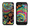the vibrant fun sprouting shapes  iPhone 6/6s Plus LifeProof Fre POWER Case Skin Kit