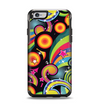 The Vibrant Fun Sprouting Shapes Apple iPhone 6 Otterbox Symmetry Case Skin Set