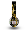 The Vibrant Gold Butterfly Outline Skin for the Original Beats by Dre Wireless Headphones